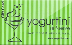 Sell Yogurtini Gift Card
