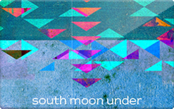 Sell South Moon Under Gift Card