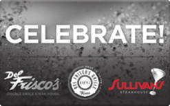 Buy Sullivan's Steakhouse Gift Card