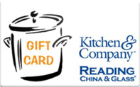 Buy Kitchen and Company Gift Card