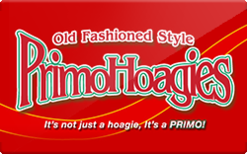 Sell Primo Hoagies Gift Card