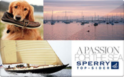 Sell Sperry Gift Card