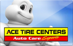Buy Ace Tire Centers Gift Card