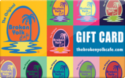 Buy Broken Yolk Gift Card