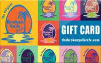 Buy Broken Yolk Gift Card