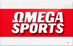 Sell Omega Sports Gift Card