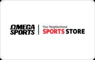 Buy Omega Sports Gift Card