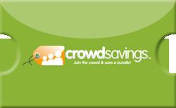 Sell CrowdSavings Gift Card