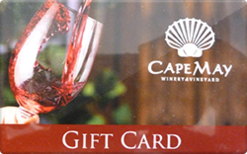 Sell Cape May Winery & Vineyard Gift Card