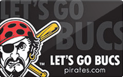 Sell Pittsburgh Pirates Gift Card