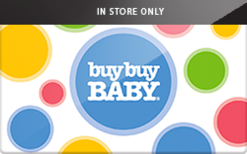 Sell Buy Buy Baby (In Store Only) Gift Card