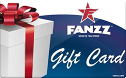 Sell Fanzz Gift Card
