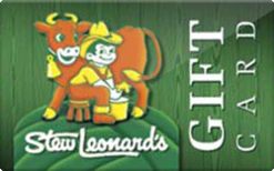 Sell Stew Leonard's Gift Card