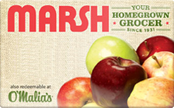 Sell Marsh Grocery Gift Card