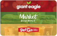 Buy Giant Eagle Gift Card