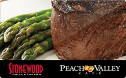 Sell Stonewood Grill Gift Card