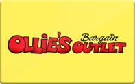 Buy Ollie's Bargain Outlet Gift Card