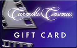 Buy Carmike Cinemas Gift Card
