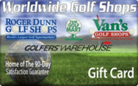 Buy Roger Dunn Golf Shops Gift Card