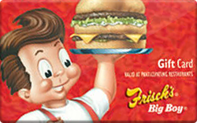 Buy Frisch's Big Boy Gift Card