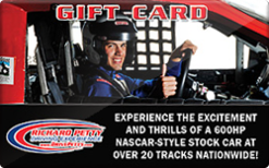 Sell Richard Petty Driving Experience Gift Card