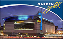 Sell Boston Garden Gift Card