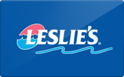 Sell Leslie's Pool Supplies Gift Card
