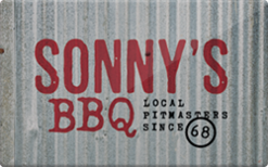 Buy Sonny's BBQ Gift Card
