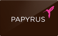 Buy Papyrus Gift Card