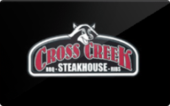 Sell Cross Creek Steakhouse Gift Card