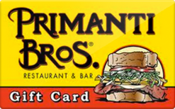 Sell Primanti Bros Gift Card