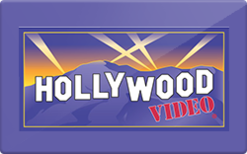 Sell Hollywood Video Gift Card