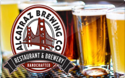 Sell Alcatraz Brewing Company Gift Card