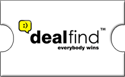 Sell DealFind Gift Card