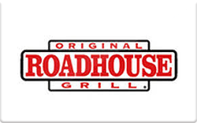 Buy Original Roadhouse Grill Gift Card