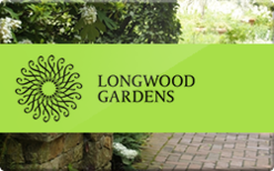 Sell Longwood Gardens Gift Card