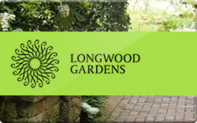 Buy Longwood Gardens Gift Card