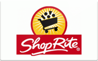Shop rite gift card