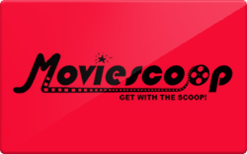 Sell Moviescoop Gift Card