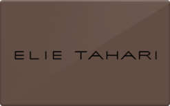 Sell Elie Tahari Gift Card