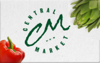 Buy Central Market Gift Card