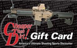 Buy Cheaper Than Dirt Gift Card