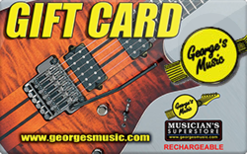 Sell George's Music Gift Card