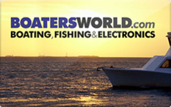 Sell Boaters World Gift Card