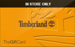 Sell Timberland (In Store Only) Gift Card
