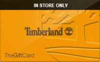 Buy Timberland (In Store Only) Gift Card