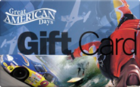 Buy Great American Days Gift Card