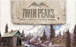 Buy Twin Peaks Gift Card