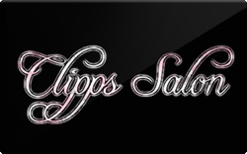Sell Clipps Salon Gift Card