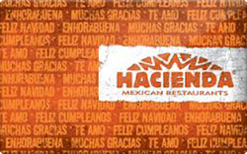 Sell Hacienda Gift Card